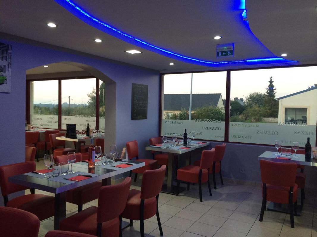 La 1ère salle de restaurant